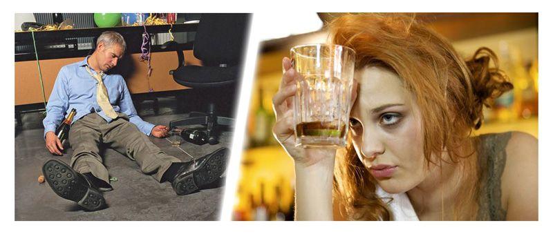 uống rượu bị đau đầu do đâu?
