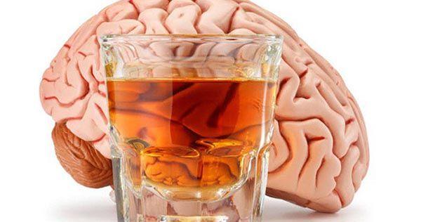 rượu gây ra tổn hại với hệ thần kinh