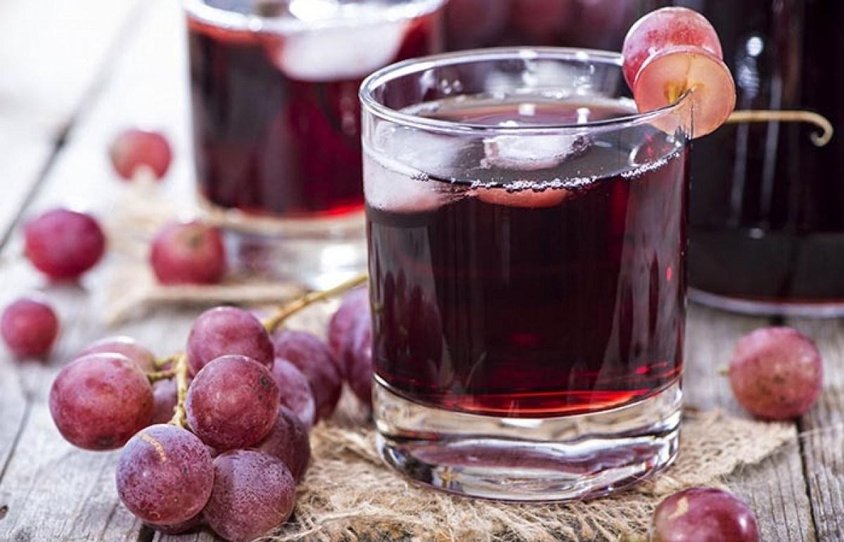 Rượu nho rất tốt cho sức khỏe.