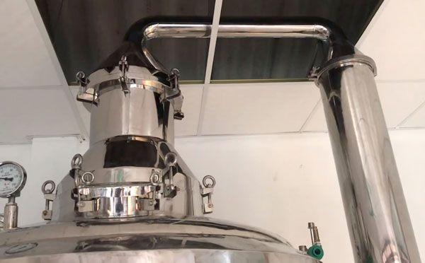 bộ trộn khí và condenser
