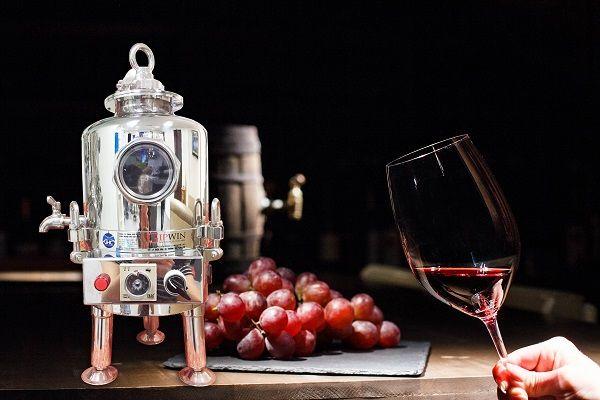 máy khử độc tố và lão hóa rượu gipwin