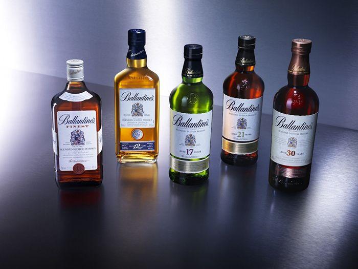 Ballantine Whisky