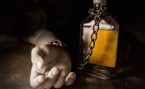 nghiện rượu rất khó bỏ