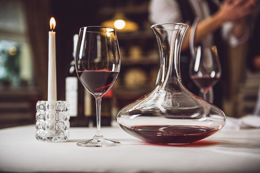 rượu vang bị đục do đâu