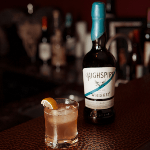 Highspire Whiskey. Photo by Highspire Whiskey.
