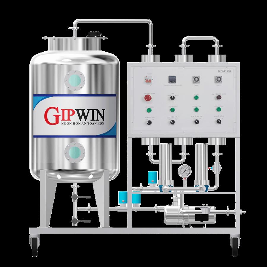 máy lão hóa rượu giowin 150L