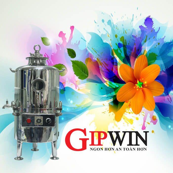 máy lão hóa rượu Gipwin 20L